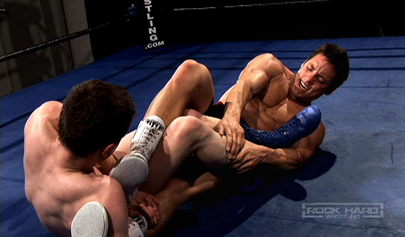 Second Additional product image for - 0206-Brody Hancock vs Troy Nelson