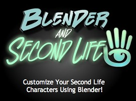 blender and second life tutorial