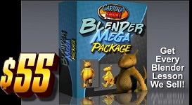 Blender Mega Package: Every Blender Tutorial! | Movies and Videos | Educational