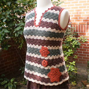 Charlene Tunic Crochet Pattern | Other Files | Arts and Crafts