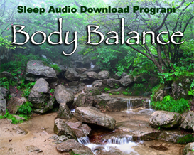 Body Balance - Audio Download Sleep Program
