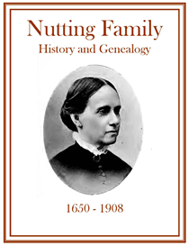 Nutting Family History and Genealogy | eBooks | History