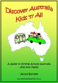 discover australia kids 'n' all