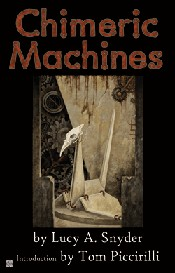 Chimeric Machines | eBooks | Poetry
