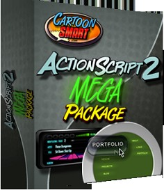 Actionscript 2 MEGA Package | Movies and Videos | Educational