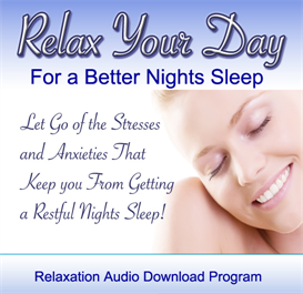 Relax Your Day - Audio Download Sleep and Relaxation Program | Audio Books | Health and Well Being