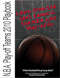 NBA 2010 Playoff Team Playbook | eBooks | Sports
