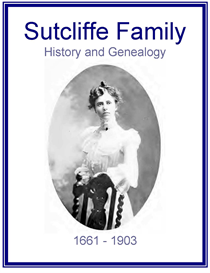 Sutcliffe Family History and Genealogy | eBooks | History
