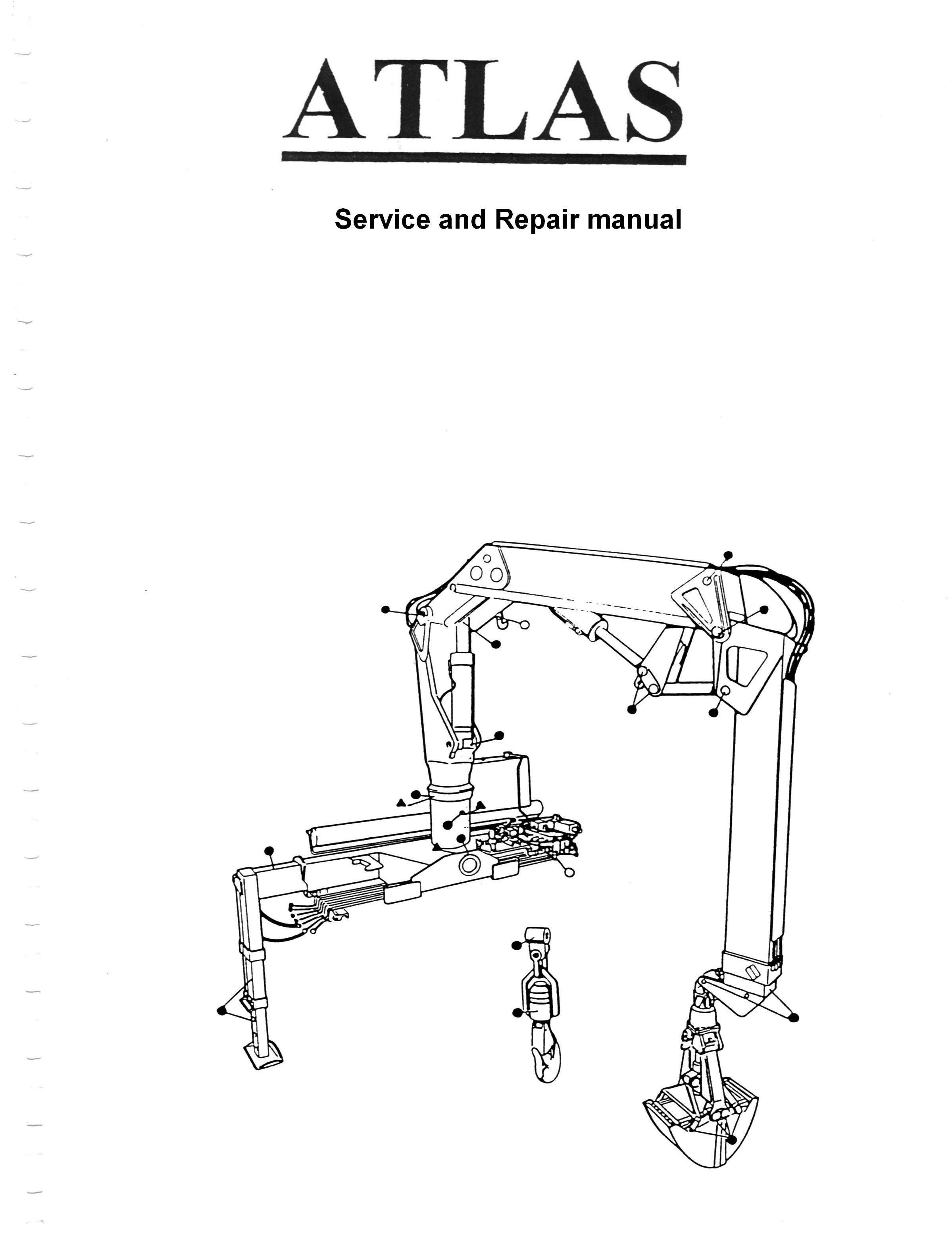 atlas 100 1 operators manual
