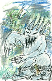 The Ice Demon -Story and Lesson Plan   Audio Books   Children's
