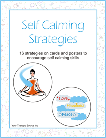 Self Calming Strategies | eBooks | Education