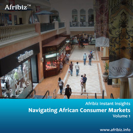 Navigating African Consumer Markets: Volume 1 (Audio)