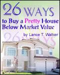 26 ways to buy a pretty house below market value