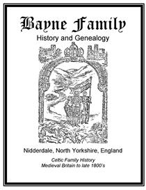bayne family history and genealogy