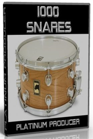 1000 Professional Snare Drum Wave Samples | Music | Soundbanks