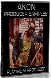 Akon Producer Samples | Music | Soundbanks