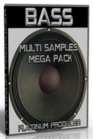 Bass Multi Samples Mega Pack | Music | Soundbanks