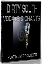 Dirty South Vocals & Chants Sample Pack  - | Music | Soundbanks
