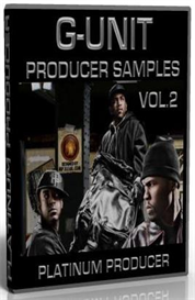 G-Unit Vol.2 Producer Samples | Music | Soundbanks