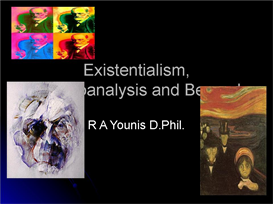 Existentialism, Psychoanalysis & Beyond | eBooks | Psychology & Psychiatry
