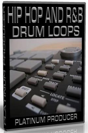 hip hop and rnb drum loops sample pack