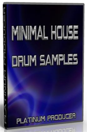 Minimal House Producer Drum Pack | Music | Soundbanks