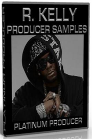 R Kelly Producer Samples | Music | Soundbanks
