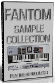 roland fantom samples collection