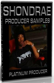 Shondrae Producer Samples | Music | Soundbanks