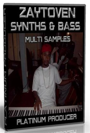 Dirty South - Zaytoven Style Bass And Synth Collection | Music | Soundbanks