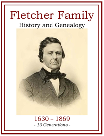Fletcher Family History and Genealogy | eBooks | History