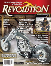 revolution motorcycle mag vol 13 francais