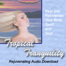 Tropical Tranquility | Audio Books | Health and Well Being