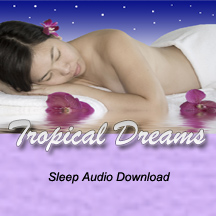 Tropical Dreams Download Audio Program | Audio Books | Health and Well Being