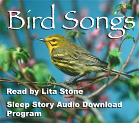 Bird Songs - Audio Sleep Stories By Lita | Audio Books | Health and Well Being