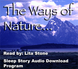 Ways of Nature Audio Sleep Story By Lita | Audio Books | Health and Well Being