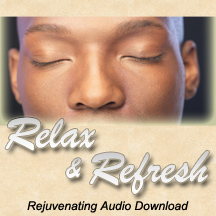 Relax and Refresh Audio Download Relaxation Program | Audio Books | Health and Well Being