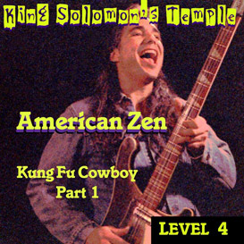 LEVEL 4-Kung Fu Cowboy PART 1 album download | Music | Rock