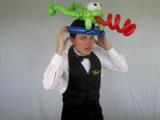 Balloon Jumping Frog Hat Tutorial | Movies and Videos | Educational