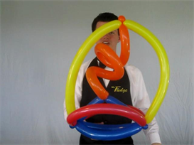 Balloon AmFmXm Hat | Movies and Videos | Educational