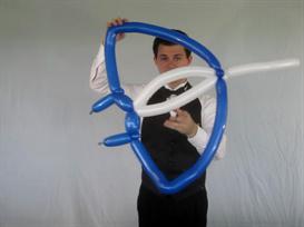 Balloon Manta Ray Hat Tutorial | Movies and Videos | Educational