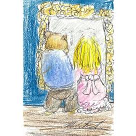 The Haunted Mirror | Audio Books | Children's