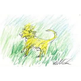 Latisha & The Shadow Lion-pdf   Audio Books   Children's