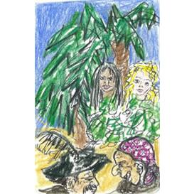Violet & The Pirates-Story & Lesson Plan   Audio Books   Children's