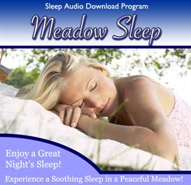 Meadow Sleep - Deep Sleep Download Audio Set | Audio Books | Health and Well Being