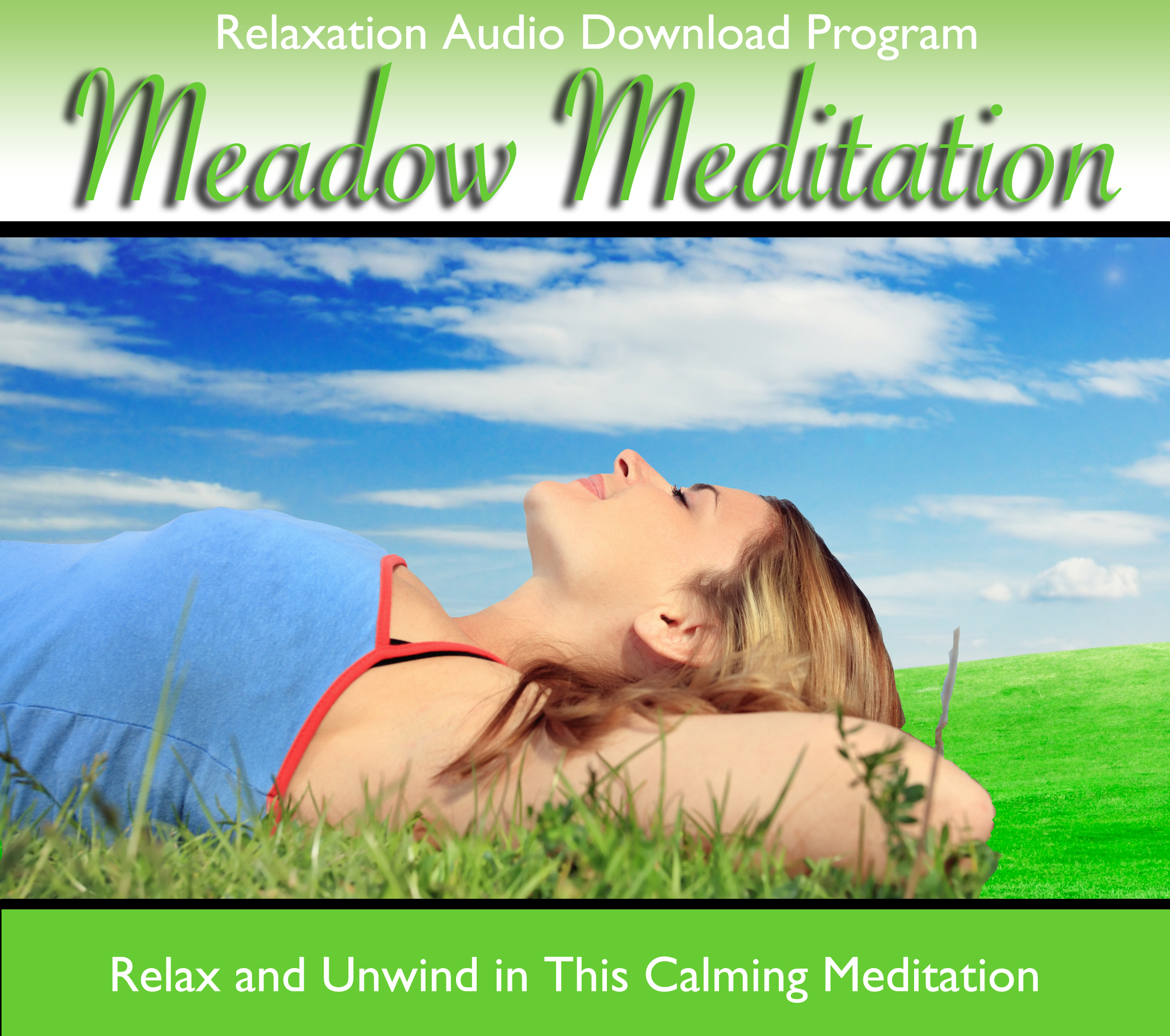 Meadow Meditation - Relax and Refresh Download Audio Set ...