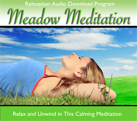 meadow meditation - relax and refresh download audio set