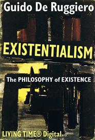 existentialism by guido de ruggiero
