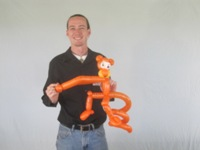 Balloon Tiger Hitch Hiker Hat | Movies and Videos | Educational