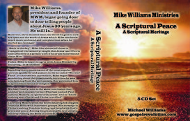 A Scriptural Peace - A Scriptural Heritage (MP3) | Audio Books | Religion and Spirituality